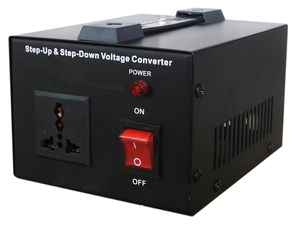 500VA Step  up/down Voltage Transformer