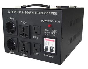 5000VA电压转换器