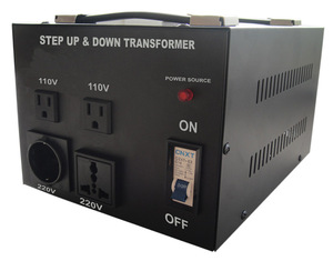 3000VA Step up/down Voltage Transformer